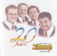 20 Jahre Quartett Almrose