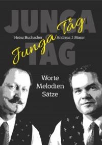 "Liederheft ""Junga Tåg"""